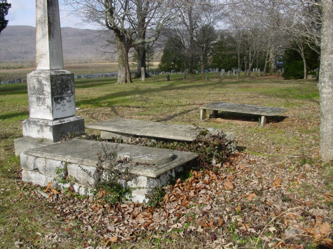 Bledsoe County TN Cemetery Records - LDS Genealogy